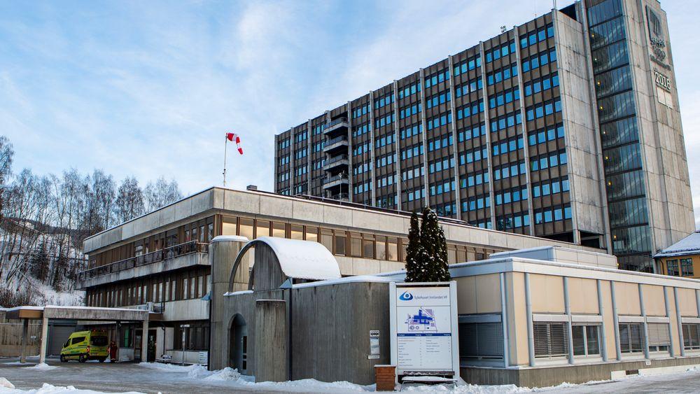 Samlet sett er Kommune-Norge landets største utbygger. Dette er Lillehammer sykehus.