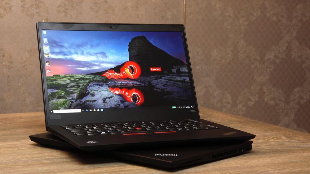 TEST: Lenovo Thinkpad T495s og Thinkpad X395 Digi.no