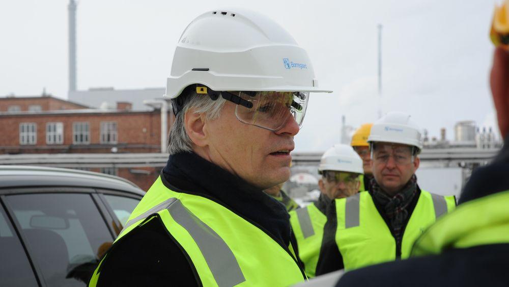Klima- og miljøvernminister Ola Elvestuen (V).