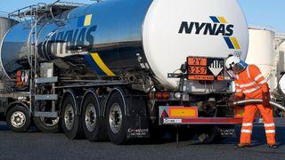 Leverandøren er suveren på asfalt i Norge: Gjeldsbombe truer over 1000 arbeidsplasser