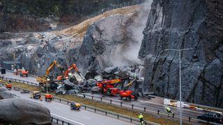 Vegvesenet avviser at sikkerhet ble nedprioritert på splitter ny europavei