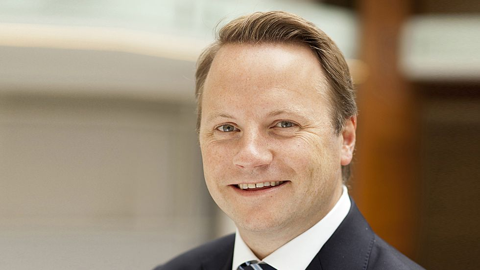 Espen E. Wiik, Chief Operating Officer i Møller Bil.