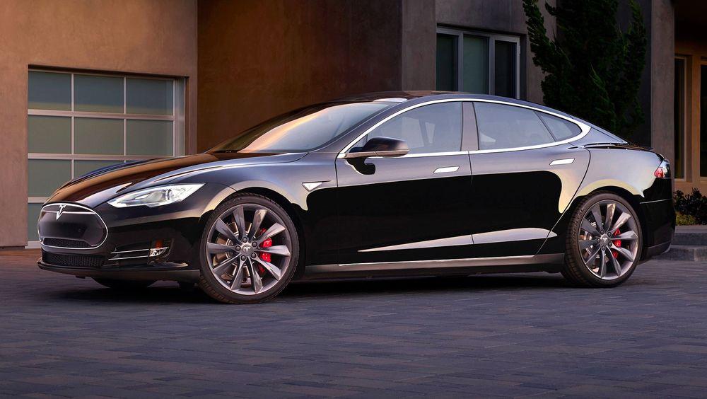 Tesla Model S har sendt bilbransjen inn i fremtiden, mener Time Magazine.
