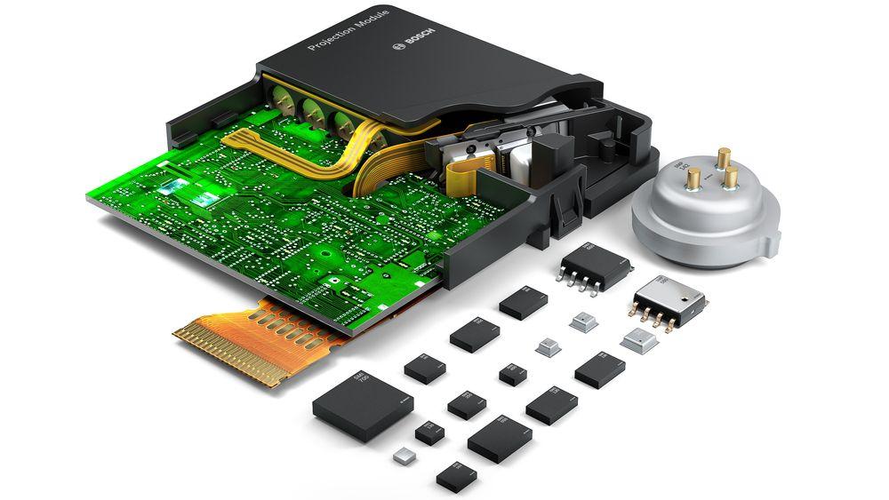 Mikroelektromekaniske sensorer gjør at moderne elektronikk kan registrere og måle en lang rekke variabler.