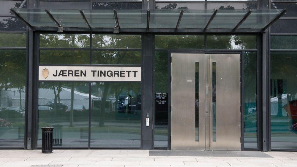Konkurskravene mot teknologibedriften ble behandlet i tinghuset i Sandnes.