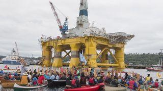 Goldman Sachs slutter å finansiere oljeboring i Arktis