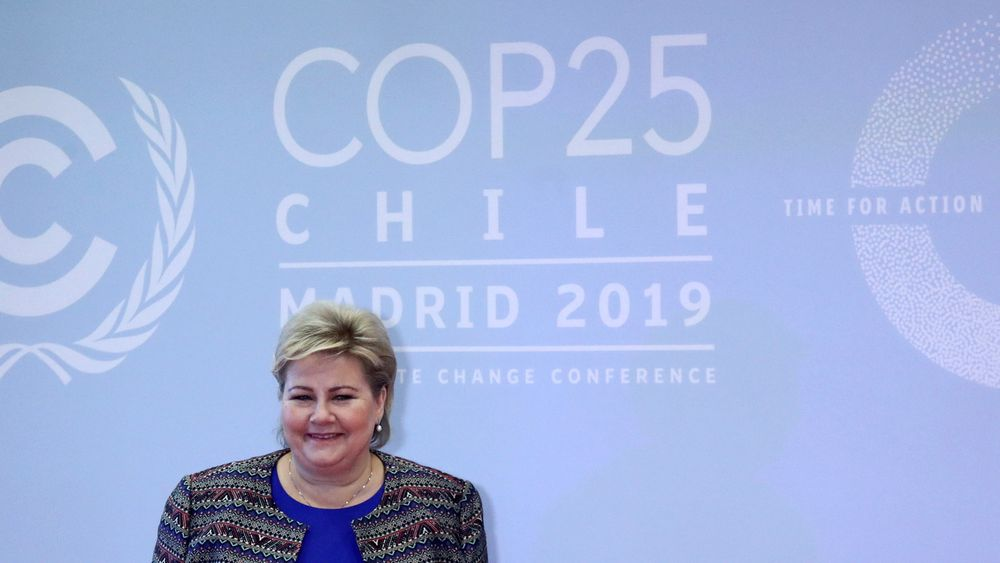 «Time for action» var slagordet til klimatoppmøtet. Erna Solberg nevnte ikke med et eneste ord at Norge planlegger å utvinne all olje og gass som er oppdaget og økonomisk drivverdig, og at vi betaler oljeselskapene for å lete etter mer, skriver Svein Tveitdal.