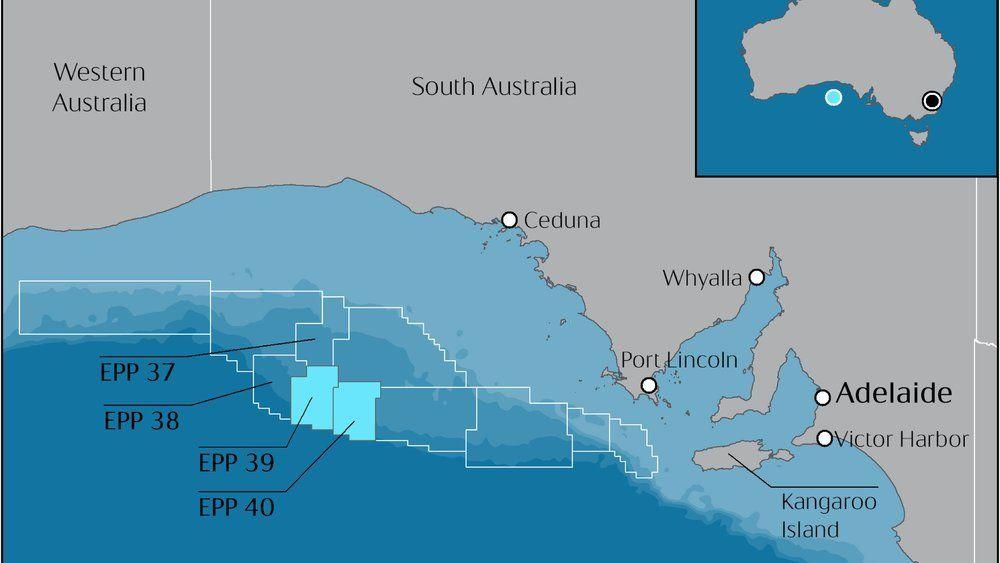 Australske myndigheter har godkjent Equinors tredje utkast til miljøplan for leteboring i Australia.