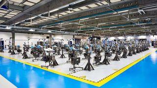 Voldsom vekst i industrielle roboter: Ingen vokser raskere enn Danmark