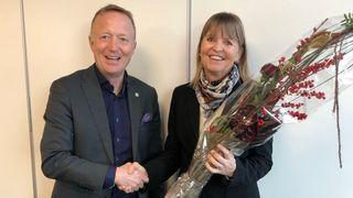 Anette Aanesland blir permanent toppsjef i Nye Veier
