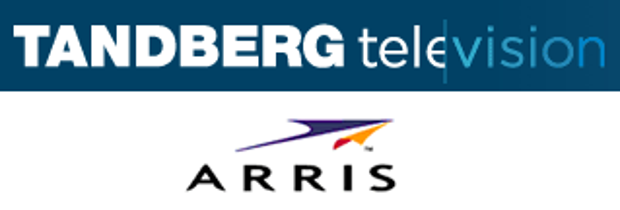 Tandberg Televisjon, Arris