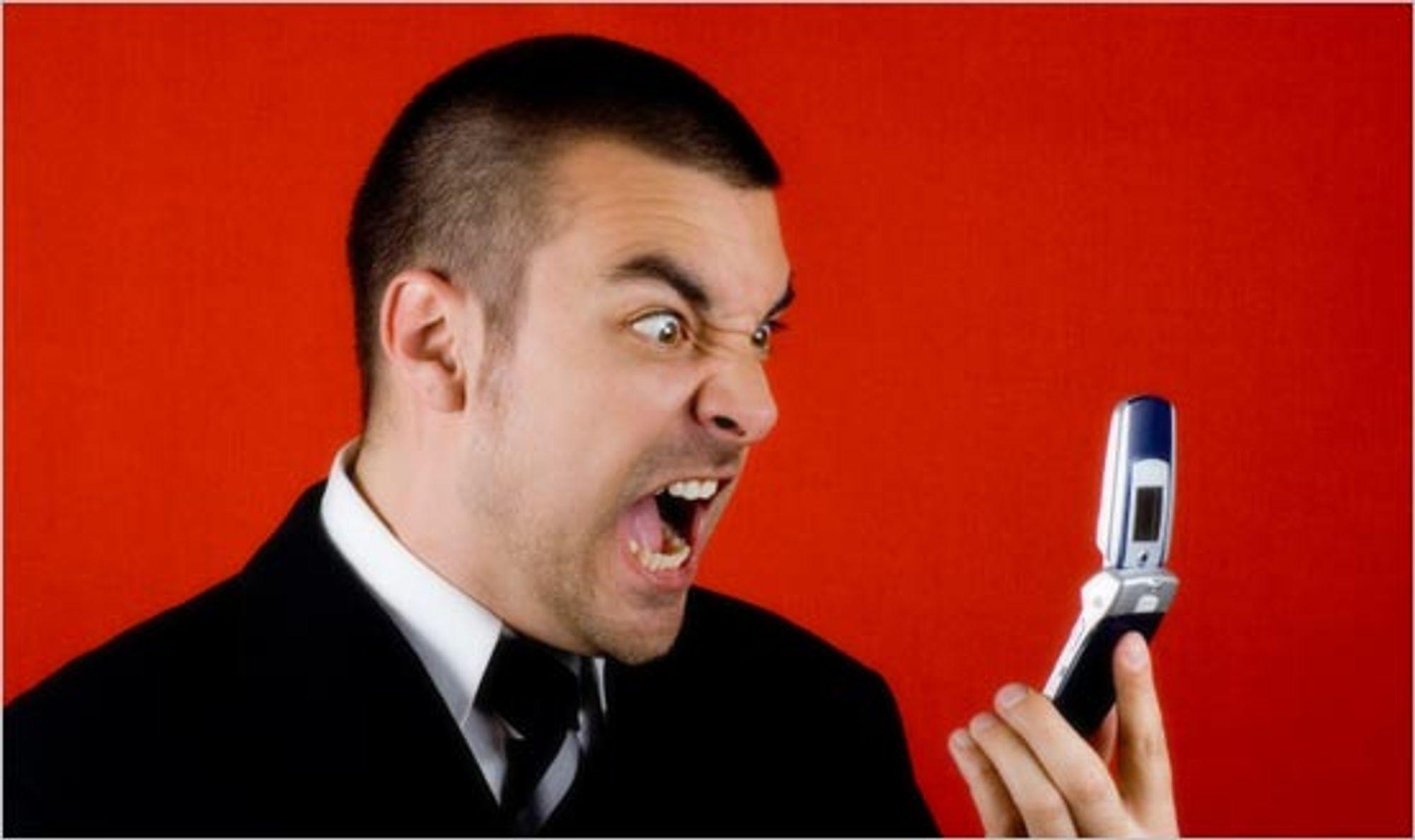 Indiske mobiloperatører erter på seg sine egne kunder