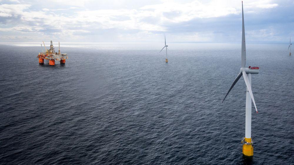 Det flytende havvindprosjektet Hywind Tampen er Norges prestisjeprosjekt innen havvind. Equinor får milliardstøtte fra Enova for å etablere havvindparken, som skal elektrifisere deler av norsk sokkel.