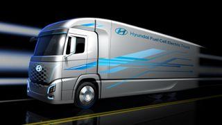 Nel og Hyundai: Skal produsere hydrogen flere steder i Norge