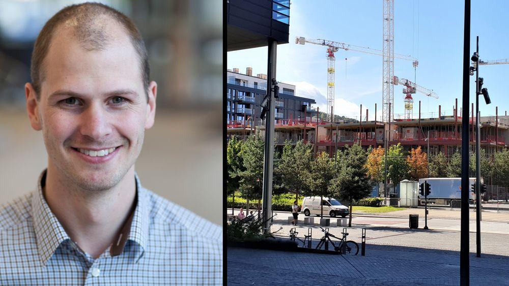 Are Oust tror eldrebølgen, klimatilpasning og urbanisering vil påvirke byggebransjen mest i neste tiår.