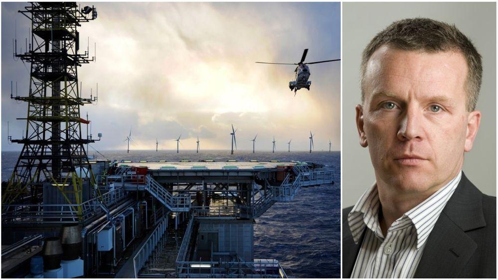 Eirik Wærness spår 2020-tallets energimiks.