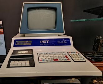 Commodore PET 2001.