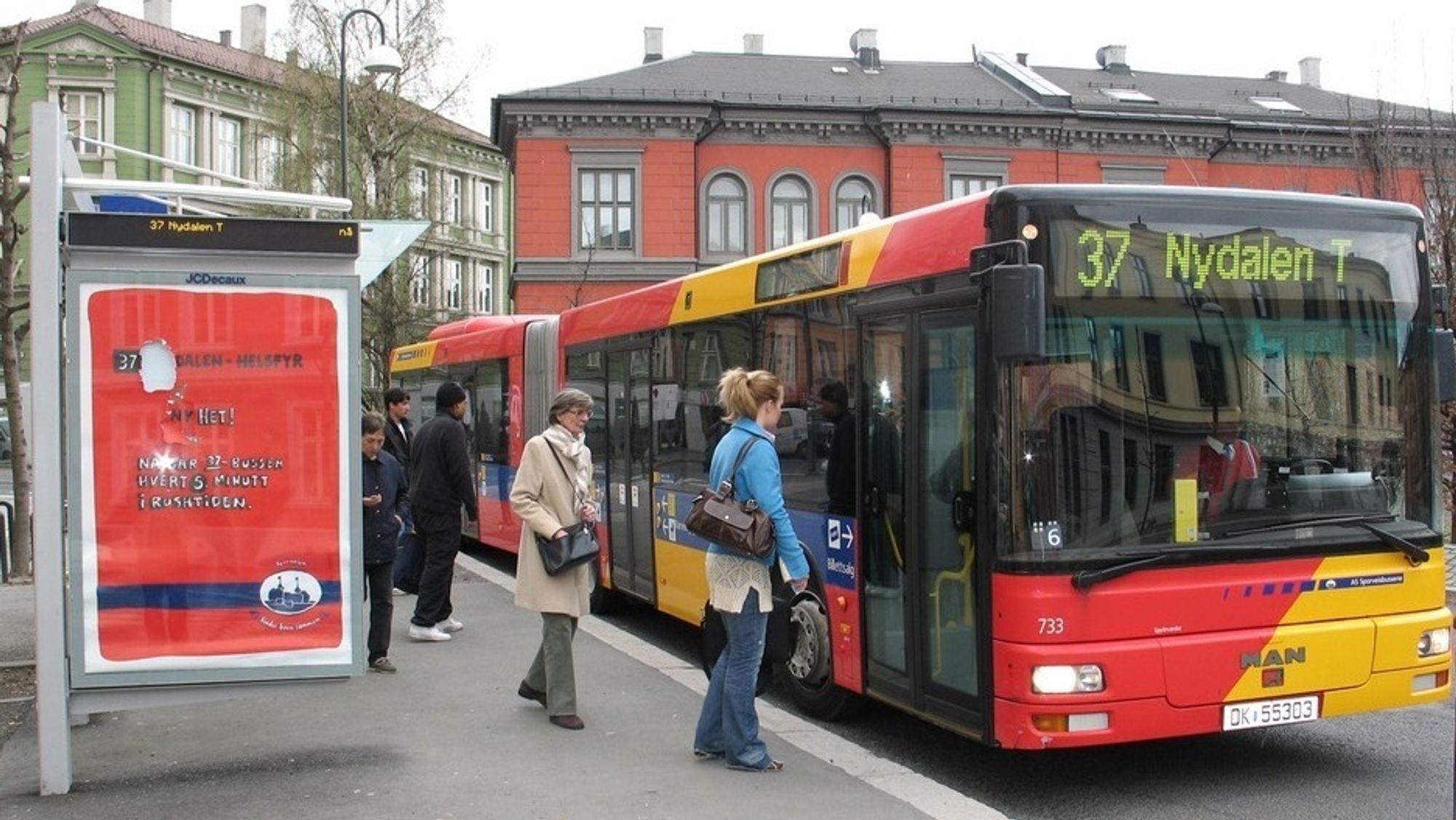 Oslo Sporveier vil ta på seg å evakuere Oslos befolkning i tilfelle pandemier eller andre krisesituasjoner.