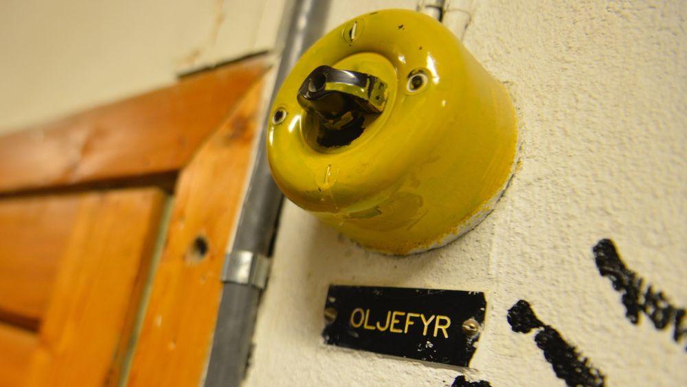 Fra 1. januar er det forbudt å fyre med vanlig fyringsolje i Norge. Fritidsboliger som ikke er koblet til strømnettet er unntatt fra forbudet.