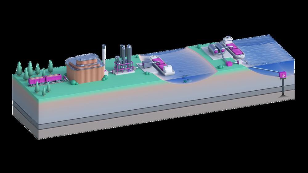 Før jul startet Stockholm Exergi opp sin pilottest av CO2-fangst fra biomasse. De er ett av syv selskaper som har inngått en intensjonsavtale med Equinor om å lagre CO2 i Nordsjøen.