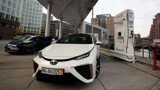 – TU-redaktøren tar feil: Hydrogenbiler er en del av løsningen