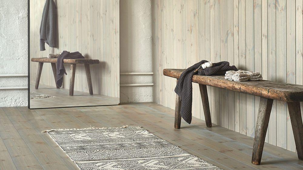 Mange norske hus og hytter har interiør fra S Wood.