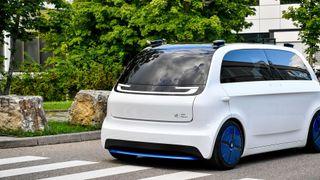 Tysk romfartsorganisasjon utvikler autonom bybil