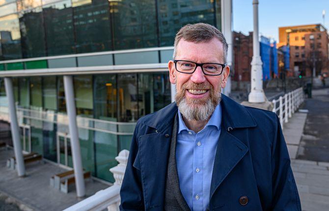 Kjetil Alstadheim blir politisk redaktør i Aftenposten