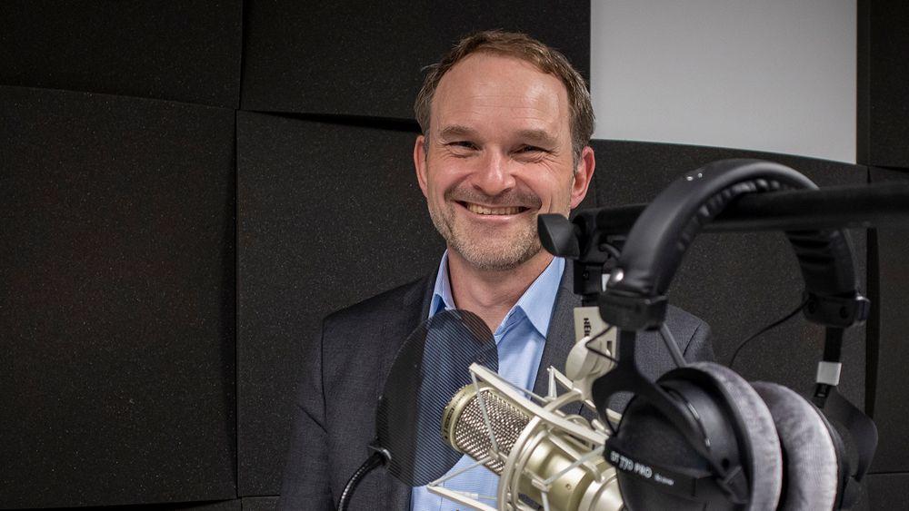 Må rydde: Karl Vestli er divisjonsdirektør for strategi og portefølje i e-helsedirektoratet som står overfor et par gigantiske prosjekter for å rydde opp og modernisere elektroniske journaler.