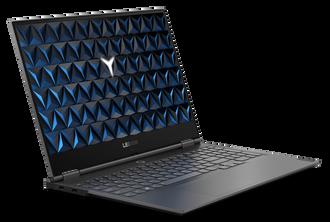 Lenovo Legion Y740S er en tynn og lett spill-bærbar, men trenger du kraftigere grafikk kan du koble på en eGPU fra Lenovo.