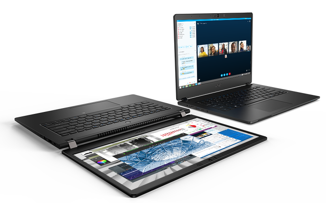 Acer Travelmate P6.