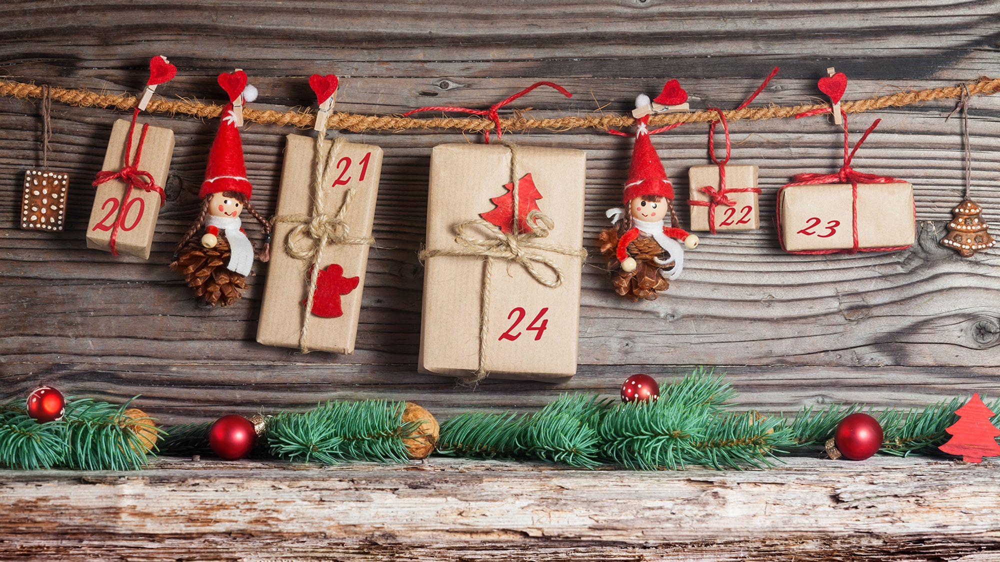 Mange deltok i fjorårets julekalender. Her får du løsningene.