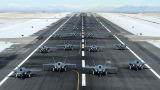 Ny Pentagon-rapport: Det er fortsatt store mangler på F-35