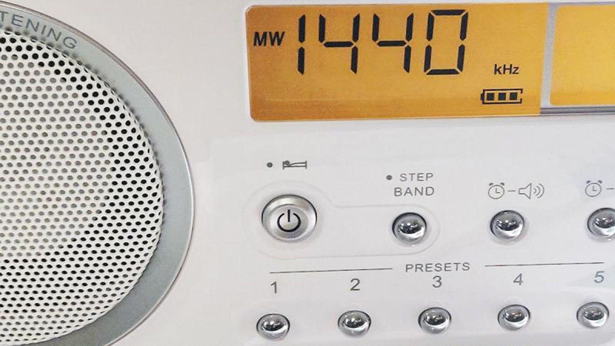 Sender-rørene i Radio208s mellombølgesender stammer fra 1974.