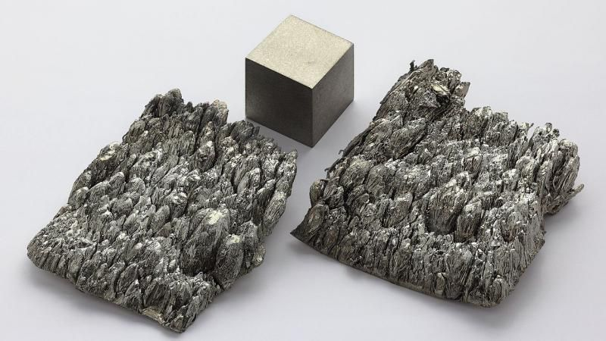 Mange metaller kommer fra feil land
