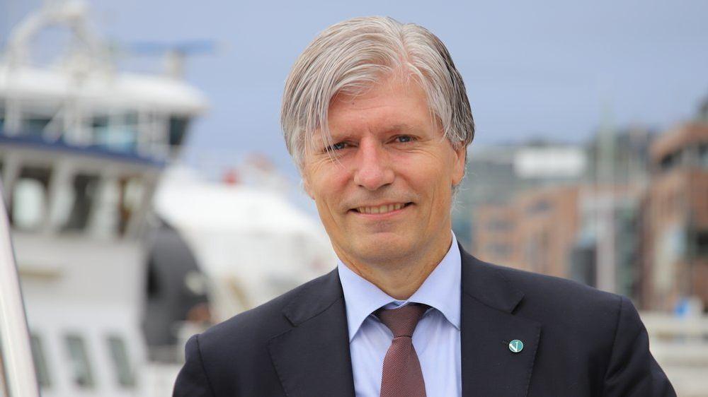 Klima- og miljøminister Ola Elvestuen (V) tror ikke Norge vil få igjen de ekstrainntektene olje og gass har gitt.