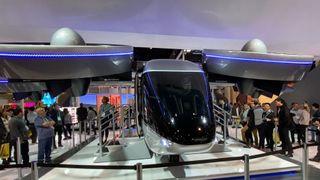 Fjorårets fremtidsvisjoner for droner var hybride – årets konsepter er helelektriske