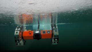 Robot til Jupiter-måne: Skal kjøre på undersiden av isen