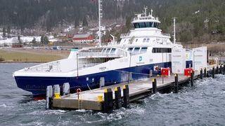 Fergene i de nye kontraktene i Troms skal være elhybrider fra og med 2023