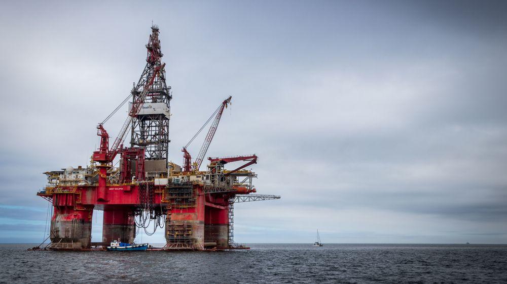 Flere land har gjort seg avhengig av inntektene fra fossilt brensel - et produkt som ikke nødvendigvis forblir lønnsomt i fremtiden