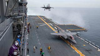 Singapore gjør som Japan: Bestiller F-35 som kan lande vertikalt
