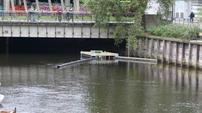 Utvikleren ble overrasket over hvor mange sprøyter søppeloppsamleren i Oslo fanget