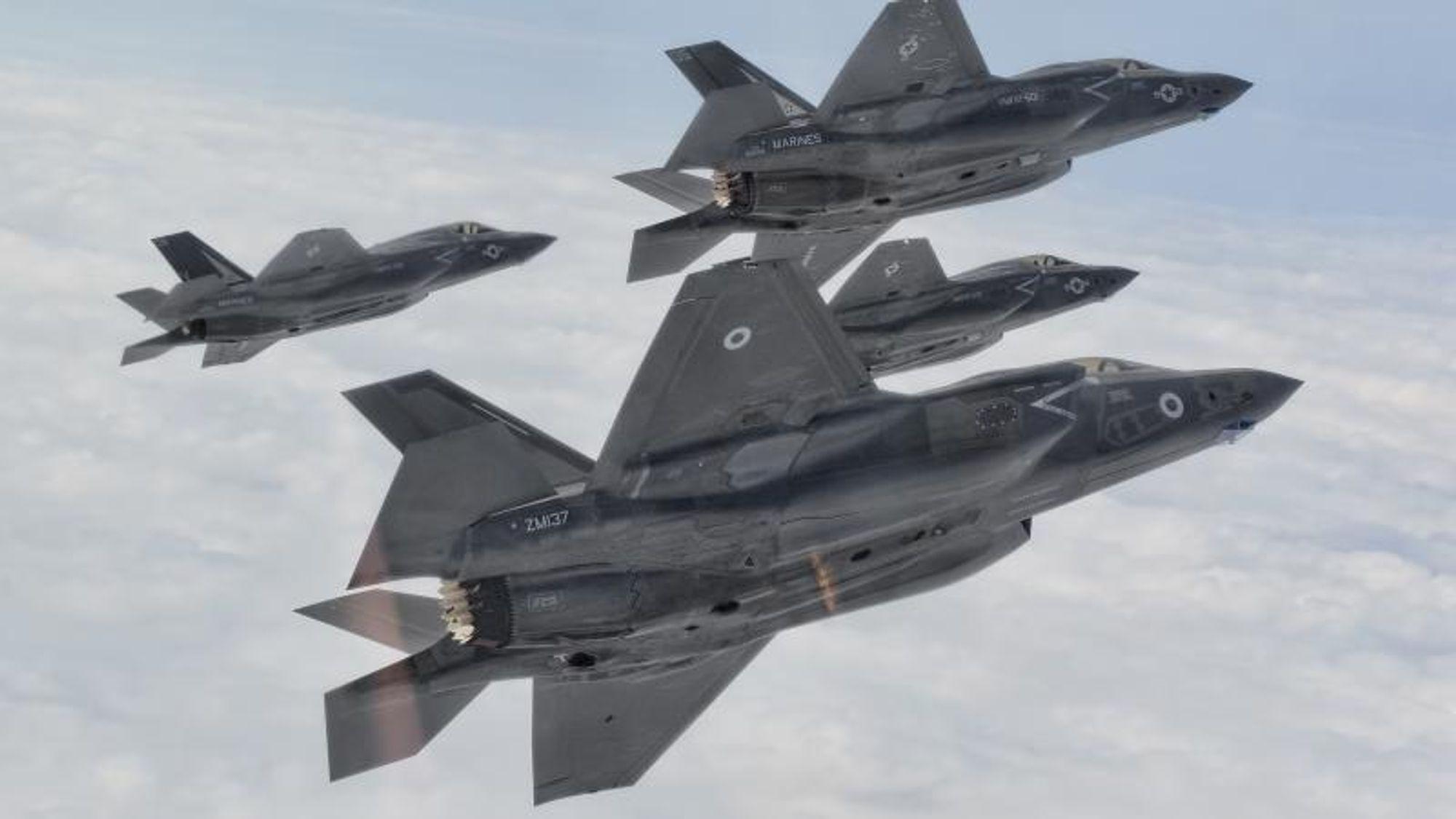 En regnefeil gjør at flere må få kompensasjon etter etablering av F-35-base i Danmark.
