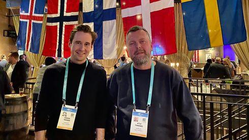 Den norske startupen satser på å revolusjonere flytting. Nå blir de vist fram på BBC