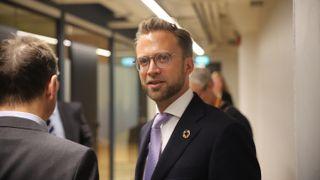 Digitaliseringsminister Nikolai Astrup (H).