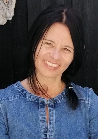 Barnehagelærer Vibeke Svendsen.