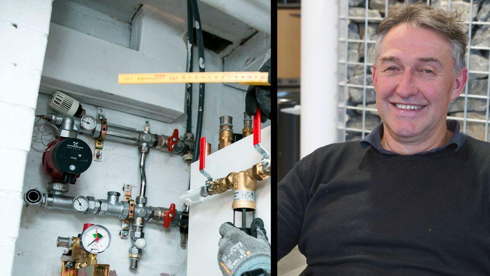 Tor Helge Dokka har ledet energi- og inneklimaprosjektet Lowex i tre år.