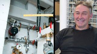 Lowex Forskningsrådet Skanska varmepumpe bergvarme kjøling svaling Nibe Novap Lia inneklima effekttariff