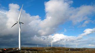 Faktasjekk: Det er ikke flertall mot vindmøller i Norge