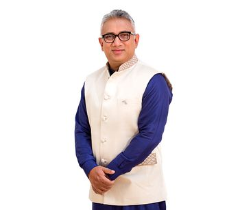 Yasir Azman, ny administrerende direktør i Telenors virksomhet i Bangladesh.